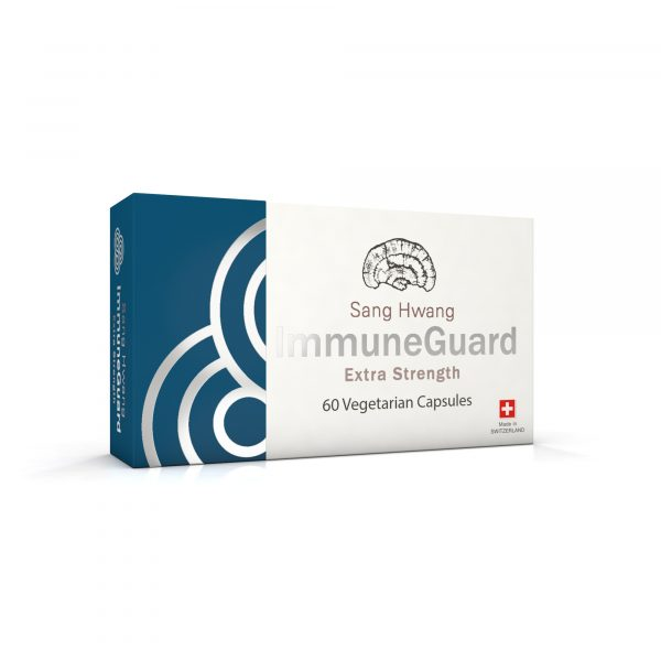 LiliBeauty Sang Hwang Immune Guard Extra Strength